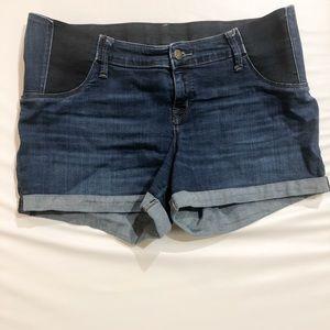 Isabel Maternity Shorts